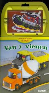 Van y Vienen/ They Come and Go
